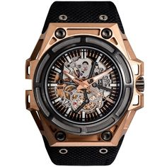 Linde Werdelin Spidolite Updated In Gold, Titanium, And A New Movement