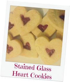 The Mini Mes and Me blog: Valentine's Day recipe - Stained Glass Heart Cookies #food #baking #love