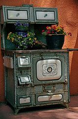 Old Stoves Featured Images - Whats Cooking  by Mike Flynn