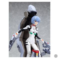 "Evangelion ""Rei Ayanami"" : figma http://www.hyperionz.net/collections/figma/products/evangelion-rei-ayanami-figma"