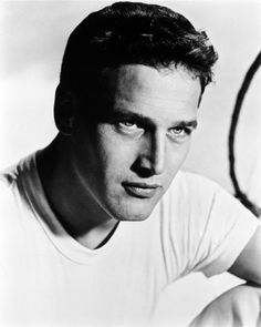Paul Newman. it is just wrong how attractive he was.. what a gift that man was to this world in so many ways..