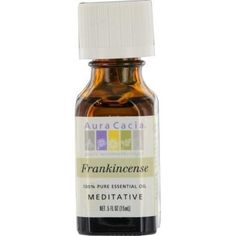 Essential Oils Aura Cacia Frankincense-essential Oil .5 Oz By Aura Cacia