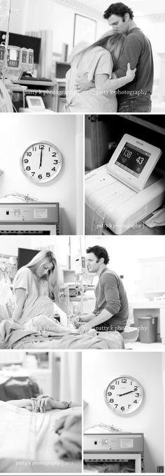 Birth photography hospital 38