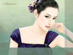 Angelic Face - beautiful girls on romance novel  covers  9
