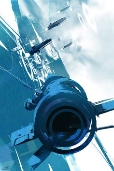 Sketch, by SPARTH