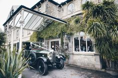 One frequented by Queen Victoria herself, The Royal Hotel exudes a timeless elegance that forms a stunning backdrop to your wedding celebrations. Ventnor Isle Of Wight, Timeless Elegance, Celebrity Weddings, Big Day, Backdrops, Wedding Venues, Places, Wedding Reception Venues, Wedding Places
