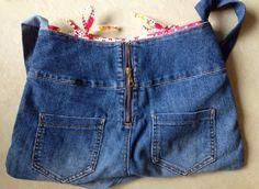 Jeanstasche — Crowdfunding bei wemakeit Pants, Fashion, Bags, Trouser Pants, Moda, Fashion Styles, Women's Pants, Women Pants