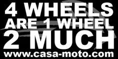 Leitfadenspruch für Apefahrer von Casa Moto  #Piaggio #Ape #Piaggioape #Casamoto #Casa #Moto Piaggio Ape, Commercial Vehicle, Backdrops