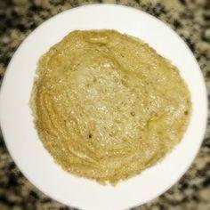 Panqueca low carb com Farinha de linhaça , coco ou maracujá