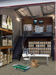 Business Storage +