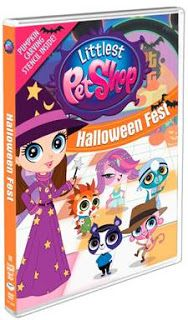 Reviewed By Mom: Littlest Pet Shop Halloween Fest...Review & Giveaway!
