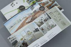 Brochure Atahualpa by Medium Estudio de Diseño, via Behance