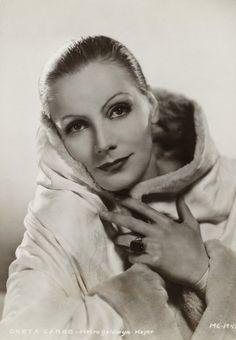 Greta Garbo by Clarence Sinclair Bull for Mata Hari, 1931