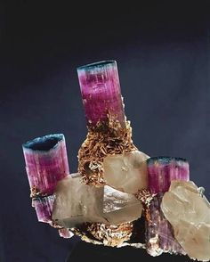 "The ""Candelabra"" Tourmaline 