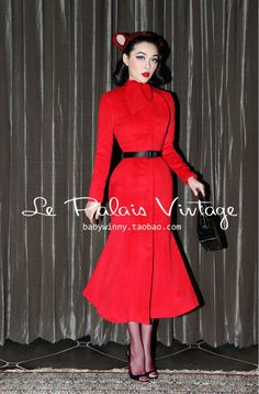 Find More Wool & Blends Information about FREE SHIPPING Le Palais Vintage limited edition chinese red retro elegant slim tail long red cashmere coat/70% cashmere overcoat,High Quality cashmere overcoat,China long cashmere overcoat Suppliers, Cheap long red from Mr. and miss on Aliexpress.com