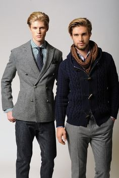 Kent & Curwen Fall 2013 Collection