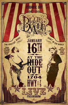 vintage circus freak posters - Cerca con Google