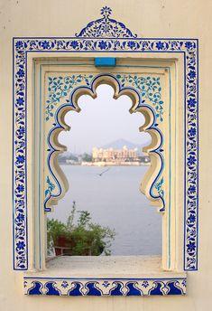 myfotolog: Udaipur, Rajasthan, India, ©kukkaibkk on Flickr Janela