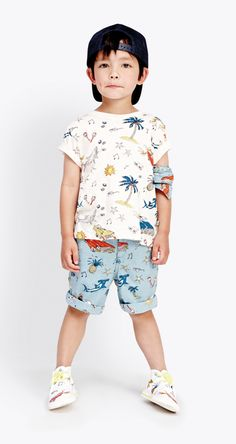 Kids fashion - Stella McCartney Kids - Spring Summer 2015 Collection