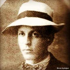 Atsız'ın gençlik yıllarında bir fotoğrafı. High Testosterone