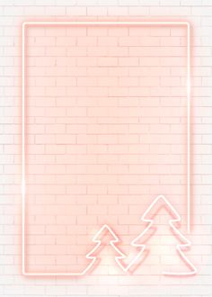 New Year Wallpaper, Framed Wallpaper, Apple Wallpaper, Tumblr Wallpaper, Pink Wallpaper, Iphone Wallpaper, Christmas Frames, Pink Christmas, Christmas And New Year
