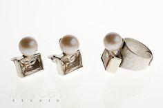 Komplet idealny na letnie słoneczne dni do kupienia tylko w #Margot studio ;) www.margot-studio.pl #bizuteria #jewellery #silver #poznan