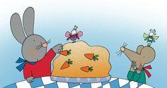 La torta di Giulio Coniglio