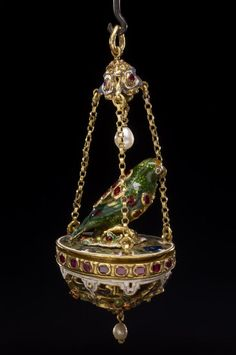Renessance jewerly in British Museum