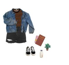 """""""Milk Mans Baby"""" by jaxdm ❤ liked on Polyvore featuring Topshop, Sonia Rykiel, Wrangler, Gypsy and Vans"""