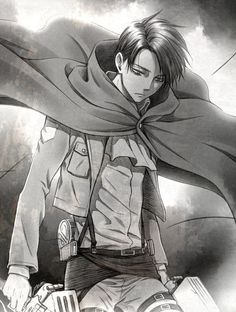 Attack on titan, Levi Ackerman aot,anime,manga,