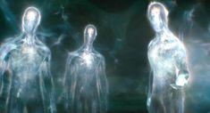 Fantástico informe desclasificado del FBI registra la existencia de seres inter-dimensionales visitando la Tierra