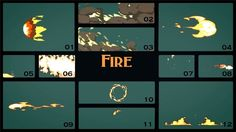 Elemental 2D FX pack contains more than 140 cartoon FX-animations. Animations have separated layers to customize color and mix fx-elements. They are rendered with alpha channel in a QuickTime...