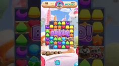 Cookie Jam Level 7 World Record Android Gameplay HIGHSCORE Cookie Jam Level 7 World Record Android Gameplay HIGHSCORE