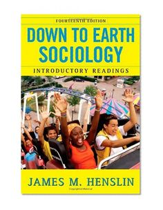 """Now in its fourteenth edition, the most popular anthology in sociology includes new articles on our changing world while also retaining its classic must-read essays. Focusing on social interaction in everyday life, the forty-six selections bring students face-to-face with the twin projects of contemporary sociology: understanding the individual's experience of society and analyzing social structure."""