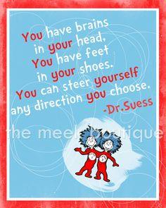 Dr Seuss Printable