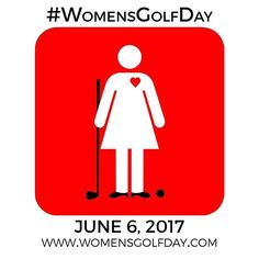 #Repost @womensgolfday  We are super excited to announce that we have over 500 events registered in 39 countries!  The support has been amazing. Let's continue to grow this global movement   #WomensGolfDay #WGD #golf #golfevent #June6 #womensgolf #ladiesgolf #juniorgolf #girlsgolf #growthegame