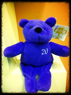 This was My Second Weight Loss Bear Received. Loss 20 pounds toward my Goal Weight..