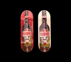 Bottle O' Fingerboard