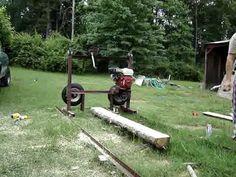 sawmill update2 05/17/09 - YouTube