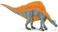 Ouranosaurus (Procon Dinosaurs and Collecta Dinosaurs)