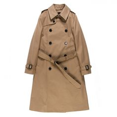 HYKE ハイクTRENCH COAT 04 - AT WORK PLUS + MEN'S & LADY'S SELECT SHOP