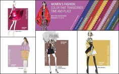 Conoce los colores que invadirán el armario Otoño-Invierno 2014/2015 | Moda Preview International