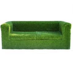 Looking for contemporary outdoor garden furniture? Then take a look at our artificial grass furniture range. Perfect for keeping outdoors all year round. Artificial Grass Garden, Fake Grass, Artificial Turf, Garden Grass, Garden Sofa, Garden Planters, Garden Furniture, Retro Furniture, Dwarf Mondo Grass