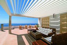A Dream House in Mykonos : Inside Outside Magazine - DESPOINA