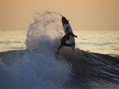 Nate Tyler in Ventura, California. Photo: Ellis #SURFER #SURFERPhotos