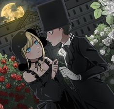 Shinigami Bocchan to Kuro Maid Shinigami, Good Manga To Read, Read Free Manga, Old Anime, Anime Manga, Anime Summer, Empire, Alice, Manga Collection
