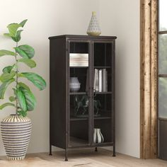 You'll love the Puristic Metal Display Cabinet at Wayfair.co.uk - Great Deals on all Furniture products. Enjoy free UK delivery over £40, even for big stuff.