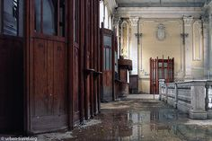 La exploración urbana de 3 estaciones históricas abandonad - Taringa!