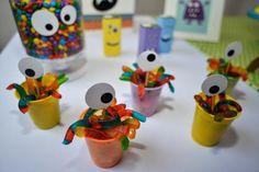 decoracao festa infantil monstrinho - Pesquisa do Google