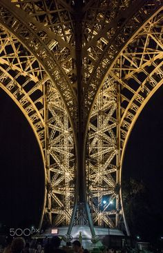 Gustave Eiffel - Statue of the designer and builder of the Eiffel Tower